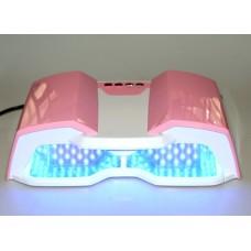 Двойна LED лампа за маникюр