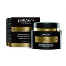 LUXURY GOLD  - Крем против стареене на кожата със златни частици и хиалуронова киселина